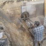 Betontrennarbeiten Böser Diamant-, Betonbohr- und Schneidetechnik